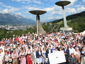 Innsbruck Tyrol Potential Olympic Bid For 2026 Winter Games The